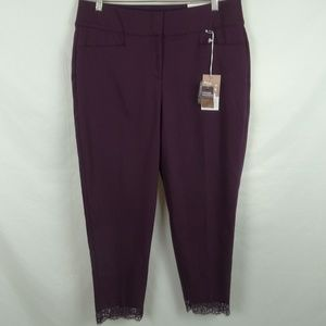 Lane Bryant Pants Size 14 The Allie Skinny Lace